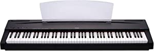 Yamaha P70 - Digital Stage Piano - Black Finish - 88 Fully Weighted Touch Sensitive Keys