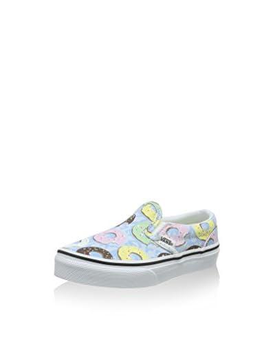 Vans Slip-On Classic [Blu Chiaro/Multicolore]
