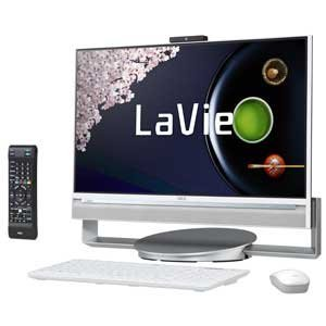 LaVie Desk All-in-one DA770/AAW PC-DA770AAW