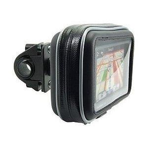 Navitech Trolley Golf GPS Waterproof Case & 360 Degree Rotational Mount / Holder for the SkyCaddie SGX GPS Golf RangeFinder