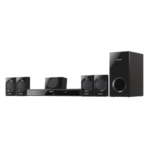 Panasonic SC-XH170 5.1-Channel Cinema Surround Home Entertainment System