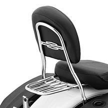 H-D Detachable Sissy Bar Upright - Chrome 53618-05