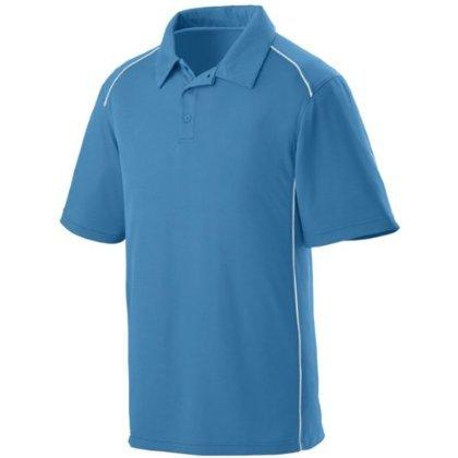 цена на Augusta Sportswear Women's Winning Sport Shirt, Columbia Blue/ White, Small