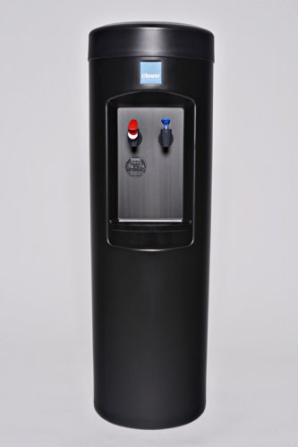 Clover D7A Hot and Cold Bottleless Water Dispenser, Black (Water Filter Cooler For Office compare prices)