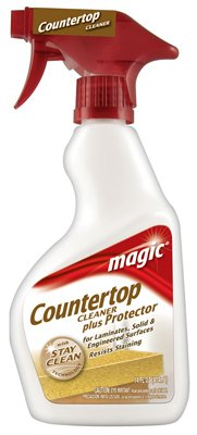Magic Countertop Cleaner Plus Protect Stay Clean Spray 14
