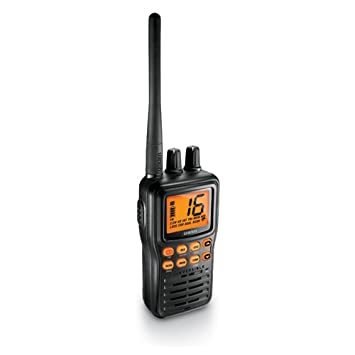 Best Waterproof Walkie Talkies - Uniden VHF Waterproof Two-Way Marine Radio
