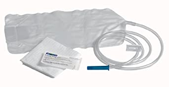 Disposable Enema Bag Set, 1500cc (case of 48)
