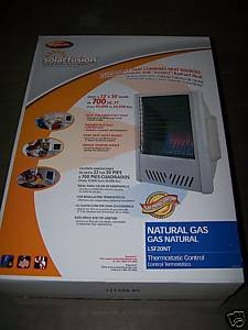 Comfort Glow Vent Free Gas Space Wall Heater 20k