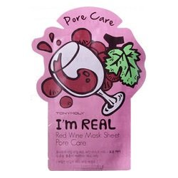 Tony Moly Red Wine Mask Sheet