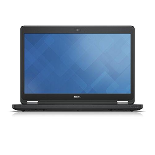 Dell NB Latitude E5450 35,6 cm (14 Zoll) Notebook (Intel Core i7 5600U, 2,6GHz, 8GB RAM, 256GB SSD, Win 7 Pro) schwarz