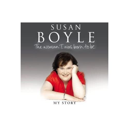 RC-1378-WOMAN-I-WAS-BORN-TO-CD-BOYLE-SUSAN