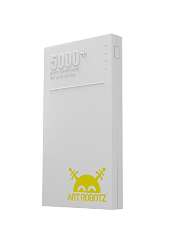 Art Robotz 5000mAh Pol-AR Power Bank