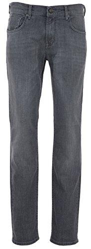 Regular Fit uomo Baldessarini Jack II Jeans colore grigio Grigio grigio