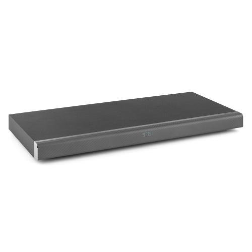 auna-Stealth-Bar-70-21-Soundbase-Bluetooth-Soundbar-Lautsprecher-mit-Radio-80-Watt-RMS-Touch-Bedienung-Fernbedienung-integr-Digital-Verstrker-MP3-USB-Port-AUX-silber