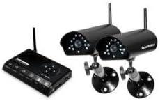 MACE GROUP SEC-DIGIAIRWATCH2 Two Wireless OutdoorIndoor CamerasSD