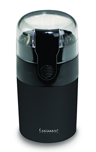 Continental Electric CE23599 Electric Coffee Grinder