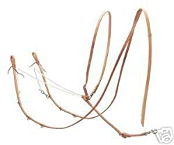 HEAVY DUTY Weaver Leather German Martingale Horse Tack