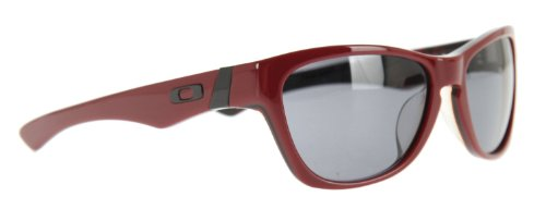 New Oakley MPH Jupiter LX Sunglasses – Brick Red/Grey Lens #30-870 Reviews