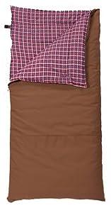 Slumberjack Big Timber 20 Deg Long RH Sleeping Bag 51730712LR [Misc.]