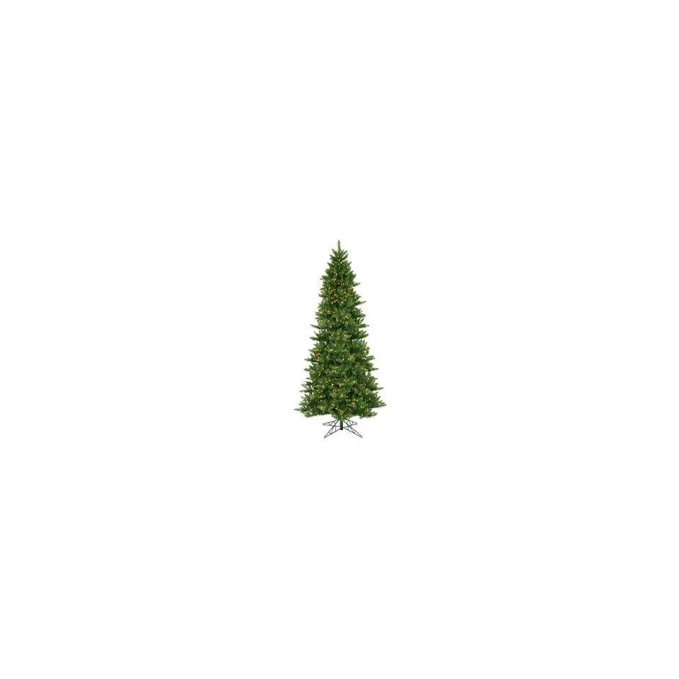 Vickerman 10904   8.5 x 50 Camdon Fir Slim 800 Clear Lights Christmas Tree (A860881)