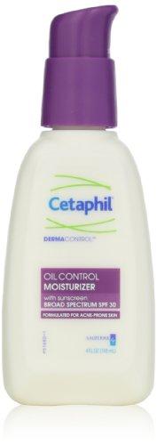 Cetaphil Dermacontrol Moisturizer SPF 30, 4 Fluid Ounce