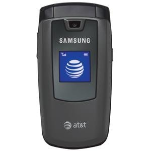 samsung sgh a437 gray no contract at t cell phone cell phones accessories. Black Bedroom Furniture Sets. Home Design Ideas