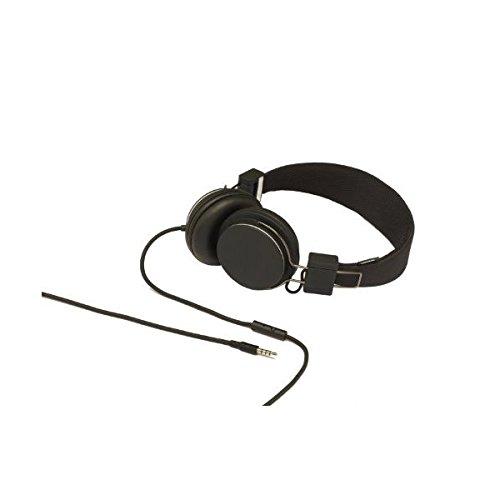 Urbanears Plattan 4090058 Over-Ear Headphone With Mic (Black)