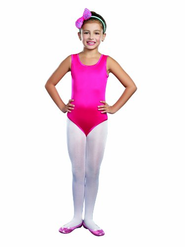 SugarSugar Leotard Hot Pink Costume, Large