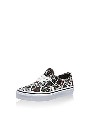 Vans Zapatillas Authentic (Negro / Blanco)