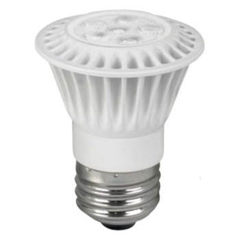Dimmable Led - 7 Watt - Par16 - 50W Equal - 1057 Candlepower - 40 Deg. Flood - 2700K Warm White - Tcp Led7P1627Kfl