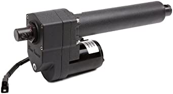 "Warner Linear K2G05-12v-BR-04 B-Track K2 4"" Stroke Length Rugged Duty Actuator"