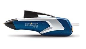 Steinel 334109 Heißklebestift neo1, inkl. 3 Klebesticks und USB-Ladegerät, kabellos dank 3,6V Lithium-Ionen-Akku