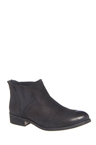 Lavish Low Heel Ankle Bootie