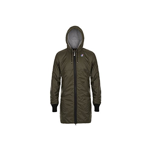 Giacca - Claude Remix Parka - Military Green - L