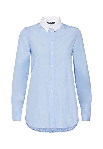 Pennyblack Effigie, Camicia Donna, Azzurro, 46