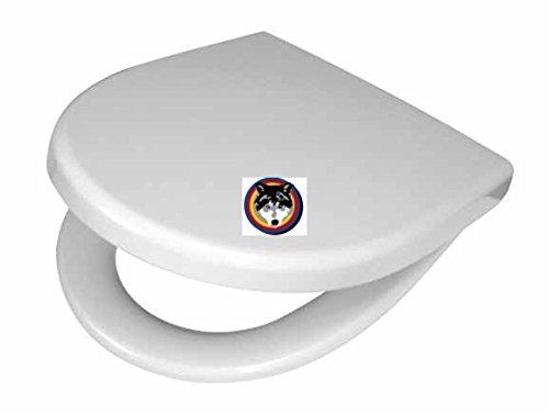 FORMAT-Design-WC-Sitz-mit-Scharniere-Edelstahl-Farbe-weiss