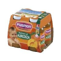 Plasmon Babyfruit Apricot Juice (4x125g)