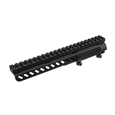 UTG PRO SKS Receiver Cover Mount w/22 Slots, Shell Deflector from Utg Pro
