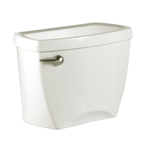American Standard 4266.014.020 Champion-4 Toilet Tank with Coupling Components and Trim, White (Tank Only)
