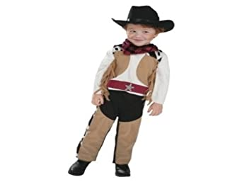 Toddler Cowboy Costume - 2T-3T