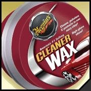 MEGUIARS CAR CARE CLEANER WAX PAINT RESTORER/COLOUR REVIVER CHEX