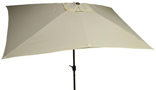 beo Sonnenschirme wasserabweisend ohne Standfuß Sonnenschutz, eckig, 2 x 3 m, beige
