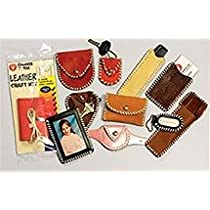 Leather Craft 12 Heart Purses Classroom Pack