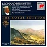 Copland: Appalachian Spring; Rodeo; Billy The Kid; Fanfare for the Common Man (Bernstein Royal Edition No. 26 of 100)