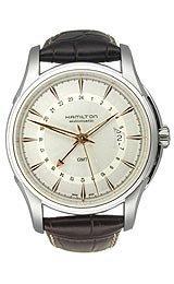 Hamilton H32585557 - Reloj para hombres, correa de plata