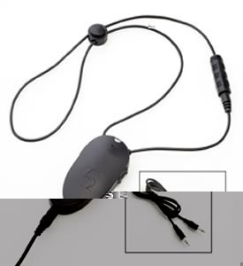 Clear Sounds CLA7-V2 Amplified Power Neckloop Accessory for Cell phones, iPods, Corded and Cordless Phones