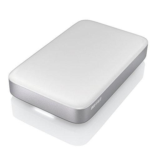 BUFFALO Thunderbolt&USB3.0対応 ポータブルSSD 256GB HD-PA256TU3S