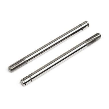 HPI 100859 Shock Shaft 3x40.5mm (Silver/2Pcs)