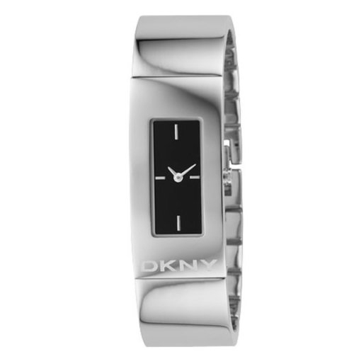 DKNY Stainless Steel Black Dial Women's Watch NY4624