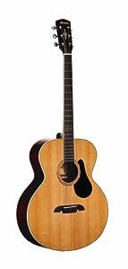 Alvarez Artist Series ABT60 Baritone Guitar Natural